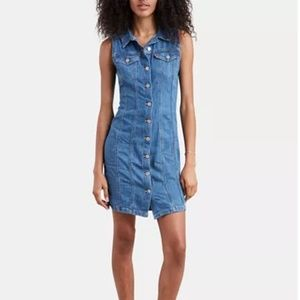 Levi's Sleeveless Denim Dress